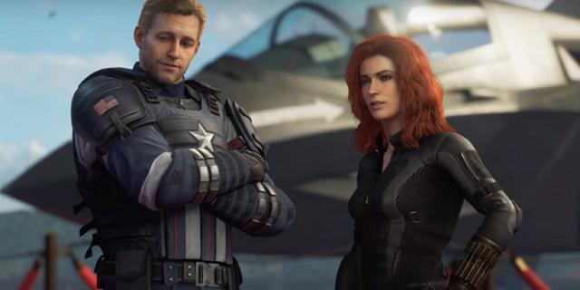 Marvel's Avengers - jaka będzie Czarna Wdowa w grze? Zobacz nowy zwiastun