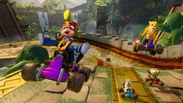 Crash Team Racing: Nitro Fueled może trafić na PS5 i Xbox Series X/S