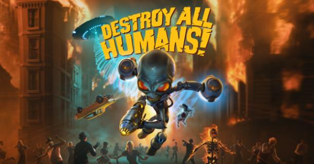 Destroy All Humans! - interaktywny zwiastun pozwala wybrać formę destrukcji ludzkości