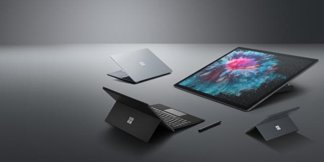 Microsoft pracuje nad Surfacem, który odpali apki z Androida