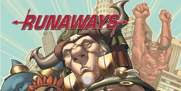 Runaways. Tom 3 - recenzja komiksu