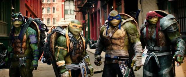 Wojownicze Żółwie Ninja powrócą w nowym filmie? Paramount ma tajemnicze plany