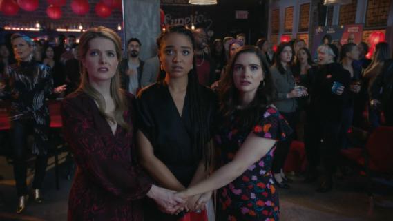 Dziewczyny nad wyraz: sezon 3, odcinek 9 - recenzja