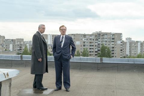 Czarnobyl - serial HBO na Litwie. Największa produkcja realizowana w tym kraju