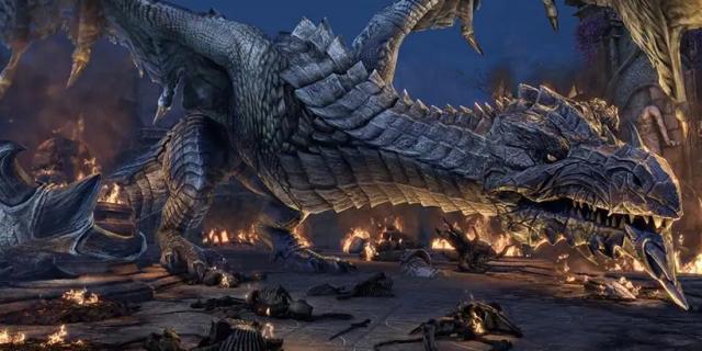 The Elder Scrolls Online: Elsweyr - prawie jak Gra o Tron? Zobacz świetny zwiastun [E3 2019]