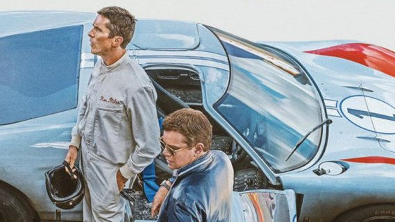 Ford V. Ferrari - zwiastun filmu z Damonem i Bale'em. Będą Oscary?