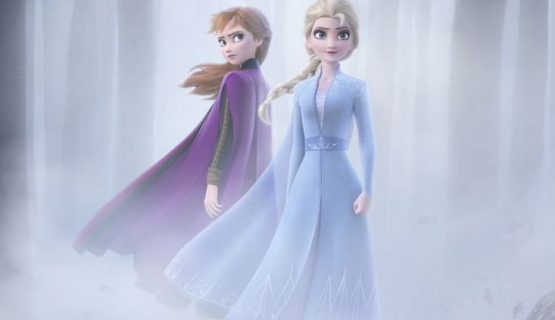 Kraina lodu 2 - plakat filmu Disneya zapowiada jutrzejszy zwiastun