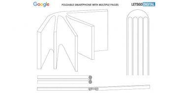 Google patentuje wielostronicowego smartfona