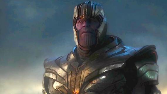 Avengers: Endgame - Thanos miał zabić... Avengers. Była mroczna scena [SDCC 2019]