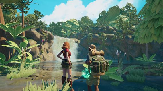 Jumanji: The Video Game na pierwszym gameplayu. Premiera przyspieszona