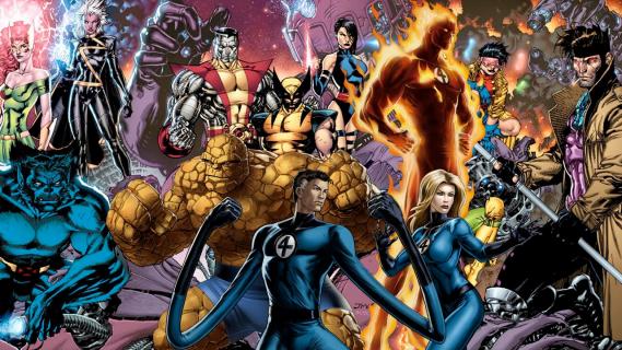 X-Men i Fantastyczna Czwórka w jednym filmie? Fox miał taki plan