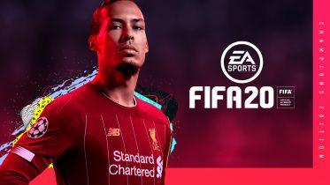 FIFA 20 w ruchu. Real kontra Liverpool na materiale z rozgrywki