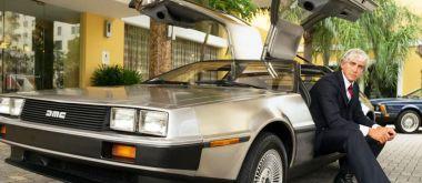 Driven - zwiastun filmu o twórcy samochodu z Powrotu do przyszłości