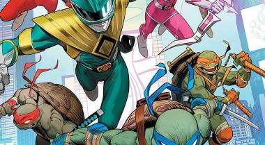 Power Rangers połączą siły z Żółwiami Ninja. Powstanie nowy komiks