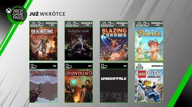 Śródziemie: Cień Wojny i siedem innych gier w lipcu w Xbox Game Pass
