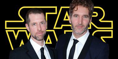 Gwiezdne Wojny - Benioff i Weiss stworzą tylko jeden film? Nowa pogłoska