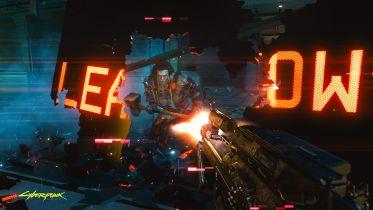Cyberpunk 2077 wyłącznie z widokiem z pierwszej osoby. Nawet w przerywnikach filmowych