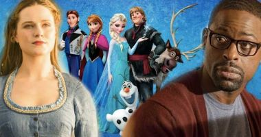 Kraina lodu 2 - Evan Rachel Wood w obsadzie dubbingu. Nowy plakat