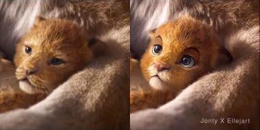 Król lew - tak powinien wyglądać nowy film. Przreróbka deepfake