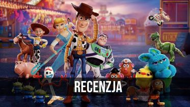 Toy Story 4 - wideorecenzja