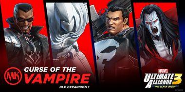 Marvel Ultimate Alliance 3 - Punisher i Blade wkrótce w grze. Ujawniono datę premiery DLC