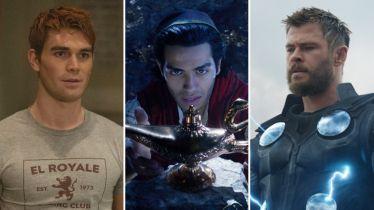 Teen Choice Awards 2019: Avengers: Koniec gry, Aladyn i Riverdale triumfują