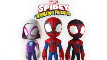 Nowa animacja dla najmłodszych ze Spider-Manem w drodze na mały ekran
