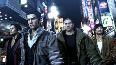 The Yakuza Collection pozwoli na przejście całej serii na PlayStation 4