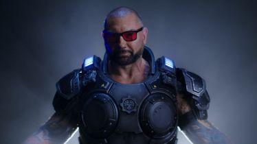 Dave Bautista wreszcie w Gears of War. Aktor będzie grywalną postacią w Gears 5