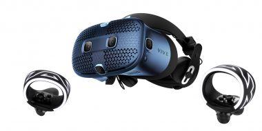 HTC Vive Cosmos – nowe gogle VR trafiły do przedsprzedaży