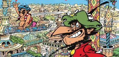 Przygody wielkiego wezyra Iznoguda. Tom 1 - recenzja komiksu