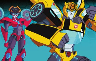 Transformers: Cyberverse - zwiastun 2. sezonu serialu animowanego