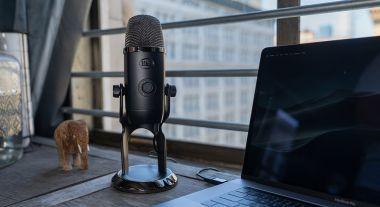 Blue Yeti X – mikrofon skonstruowany z myślą o streamerach