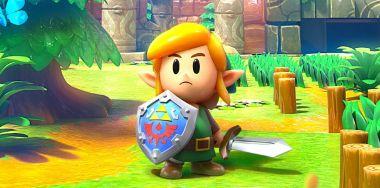 The Legend of Zelda: Link's Awakening - zobacz fabularny zwiastun gry