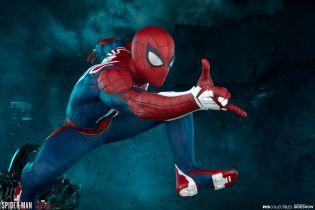 Marvel's Spider-Man - zobacz niesamowitą figurkę Pajączka z gry