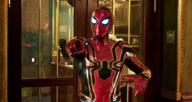 Spider-Man: Daleko od domu - zupełnie inny Żywiołak i stroje. Zobacz grafiki