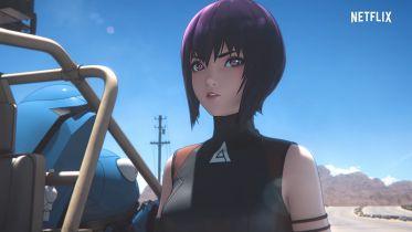 Ghost in the Shell: SAC_2045 - finalny zwiastun serialu anime Netflixa. Kiedy premiera?