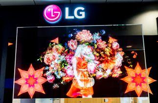 LG wprowadza do Polski telewizory rodem z Raportu mniejszości