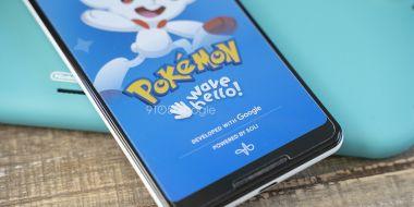 Google wykorzysta Pokemony do prezentacji technologii rozpoznawania gestów