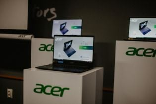 Acer Swift mają być komputerami dla miłośników pracy w drodze