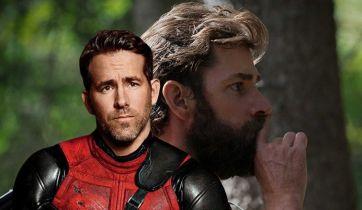 Ryan Reynolds i John Krasinski razem w komedii Imaginary Friends