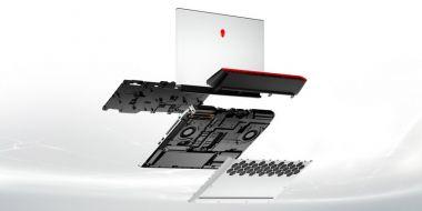 Alienware wypuszcza moduły graficzne dla modułowych laptopów