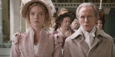 Emma - zwiastun filmu. Anya Talor-Joy w adaptacji Jane Austen