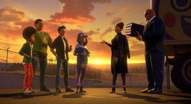 Spy Racers - zwiastun animowanego spin-offu Szybkich i wściekłych od Netflixa