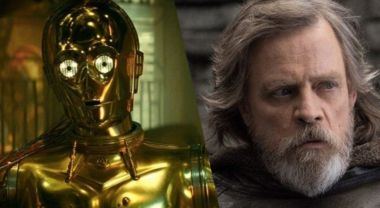 Skywalker. Odrodzenie - pożegnanie Luke'a i C-3PO w filmie? Jest też nowe zdjęcie