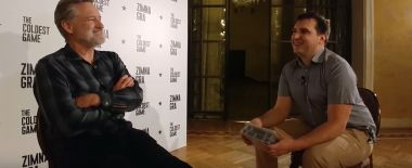Bill Pullman - wywiad wideo o filmie Ukryta gra