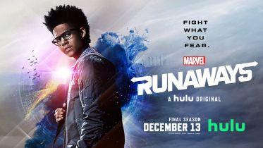 Runaways - plakaty z bohaterami 3. sezonu