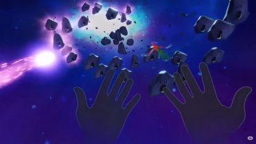 Gogle Oculus Quest z natywnym rozpoznawaniem dłoni