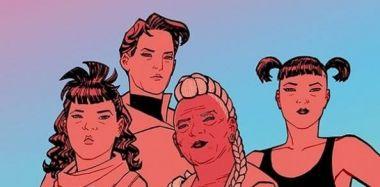 Paper Girls #06 - recenzja komiksu