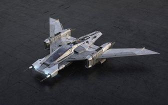 Powstał myśliwiec ze świata Gwiezdnych wojen autorstwa Porsche